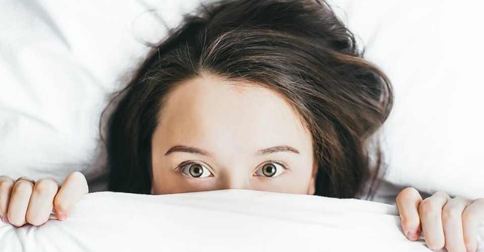 Slaapproblemen door verstoorde hormonen